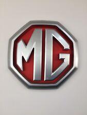 Mg Wall Sign