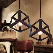 Black Pendant Light Chandelier Lighting Bar LED Lamp Room Modern Ceiling Lights