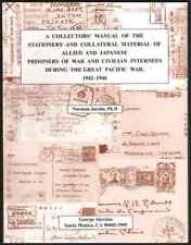 WWII/Japan/Asia POW Stationery Catalog
