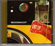 (A361) WaxOnWaxOff, Out of Service - DJ CD