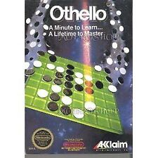 Nintendo NES Game Cartridge OTHELLO