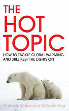 The Hot Topic: How to Tackle Global Warming and Still Keep the Lights on, Gabrie