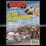 MOTO JOURNAL N°887 SUPERBIKE ★ HONDA CBR 600 ★ YAMAHA FZR 600 & XTZ 750 1989