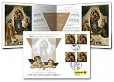 2012 Raffaello: la Madonna Sistina - Vaticano & Germania - mixed folder