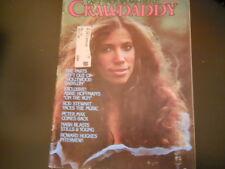 Carly Simon, Rod Stewart - Crawdaddy Magazine 1976