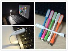 Portable Flexible USB W1D Lampe à lumière pour Clavier Ordinateur Portable/Lire ^