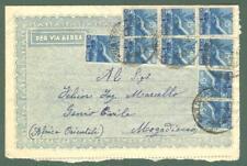 Storia postale. REPUBBLICA ITALIANA. Aereogramma del 17 Agosto 1848 da Bologna