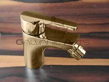 SAM bono Bidetarmatur 24 Karat Gold Armatur Waschbecken Badewanne