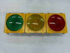 Econolite Traffic Signal 3 Section Red/Yellow/Green ! NOP !