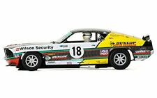 Scalextric 1969 Ford Mustang C3728 Boss 302 Clipsal 500 Shannons #18 John Bowe