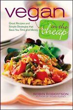 Vegan on the Cheap, Robertson, Robin