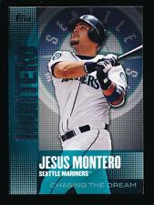 Jesus Montero ⚾ 2013 Topps Chasing the Dream Insert #CD-7 Mariners