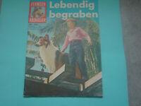 Fernseh Abenteuer - Lassie Comicheft, Nr.144, von 1959 -1964, alt, selten, top !