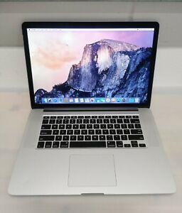 Apple MacBook Pro 15 Retina Core i7 2.3Ghz 8GB 256GB SSD Mid-2012