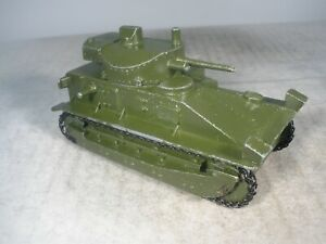Dinky Toys Military Army Medium Tank #151A. EXCELLENT