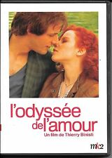 DVD ZONE 2--L'ODYSEE DE L'AMOUR--THIERRY BINISTI