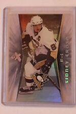 2008-09 Fleer Ultra eX Essential Credentials #ex 8 Sidney Crosby - Penguins