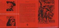 JOHN WAYNE - JOANNE DRU - SHE WORE A YELLOW RIBBON * RARE GERMAN PRESS CAMPAIGN