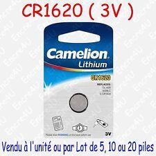 4x Batterie AA Mignon Camelion Plus Alcaline 1 5 V-lr6 Am3 Mn1500 E91 blister Pile Bouton Lithium Cr1620 2 Piles