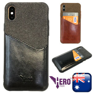 iPhone X leather case Card Holder case. Brand Name Product Guarantee