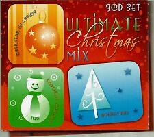 Ultimate Christmas Mix 3 Disc Set Holiday Music CD
