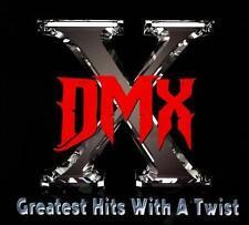 Greatest Hits with a Twist [Digipak] by DMX (CD, Mar-2011, 2 Discs, Cleopatra)