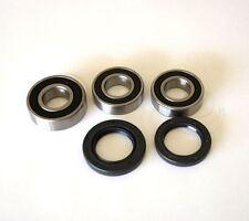Axles, Bearings & Seals