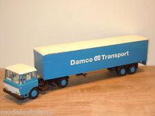 Daf 2600 Damco Transport van Lion Car Holland 1:50 *6965