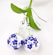 Elegant Ethnic Retro Classical Earring Lucky Beads Earring Studs Gift☆