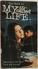 The Best of My So Called Life-Dancing in the Dark/Guns and Gossip Promo Vhs New