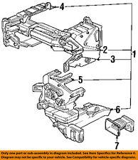 ISUZU OEM 92-97 Trooper-Hvac Heater Core 8970459180