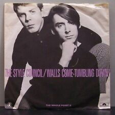 "(o) The Style Council - Walls Come Tumbling Down (7"" Single)"