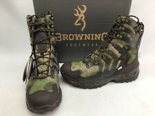 """Browning Buck Shadow 8"""" Non Insulated Mossy Oak Boots Sizes 8 thru 13 K1151"""