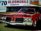 Jo-Han+General+Motors+1970+Oldsmobile+442+Hardtop+Complete+1%2F25+Model+Kit+%2315093