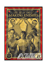 Official PWG Pro Wrestling Guerrilla - The Gentle Art of Making Enemies 2009 DVD