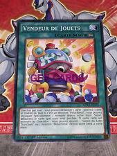 Carte YU GI OH VENDEUR DE JOUETS MP15-FR170 x 3