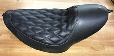 Harley Roland Sands Tracker Boss Seat for Softail Tracker Cafe # 6649