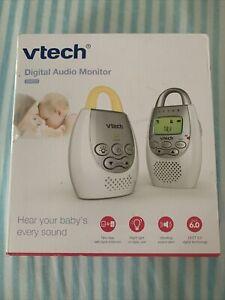 New in Box - VTech DM221 Digital Audio Baby Monitor
