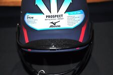 MIZUNO Baseball Batting Helmet, Color: Blue/Red, Size: 6 1/2 - 7 1/4