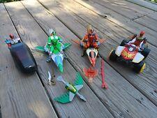 Power Rangers Time Force Quantum 2000, Figures & Bikes, ATV, Bandai, Big Lot
