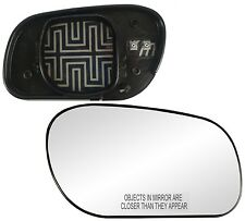 2002-2011 Ford Crown Victoria Passenger Side Heated Power Mirror GLASS new