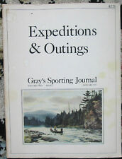 Gray's Sporting Journal magazine Jan 1977 - v2#1 Expeditions & Outings