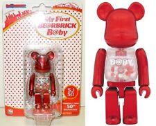 Medicom My First Baby SJ50 Red Version 100% Bearbrick Be@rbrick Figure B@by