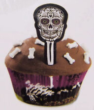 Skeleton Halloween Cupcake Decorating Kit from Wilton #3183 - NEW