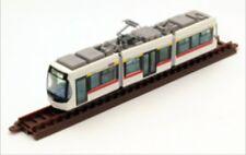 1/150 N scale TOMYTEC Railway / Tram - Toyama area line type T100 santram