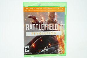 Battlefield 1 Revolution Edition Xbox One [Brand New]