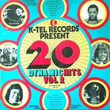 20 DYNAMIC HITS VOL 2  LP VARIOUS ARTISTS NEW ZEALAND ISSUE RARE  1973