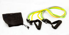 Multi-Resistance Training Kit 6 Piece Home Fitness Tubes Stretch Cord Gym HF6070