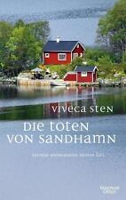 Die Toten von Sandhamn von Viveca Sten Krimi (2012, Taschenbuch Großformat