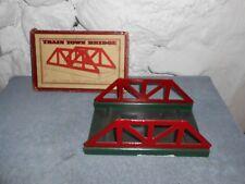 "Train Town Bridge NO. 1 Open Truss Narrow Gauge ""RARE"""
